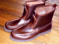 【RUSSELL MOCCASIN】 ラッセルモカシン #4070-7 KNOCK A BOUT / CHROME EXCELL 別注 ノックアバウト クロムエクセルレザー