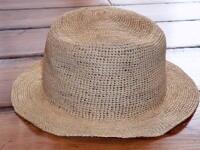 【ECUA-ANDINO】 エクアンディーノ PNAMA HAT HIPPIE パナマ帽 ヒッピー