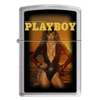 Playboy(プレイボーイ)Zippo Playboy Cover March 1977 (4758) 1977年3月号表紙