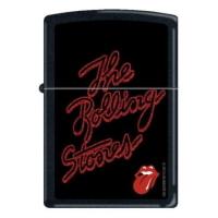 Zippo Rolling Stones(ローリングストーンズ ジッポー) Tongue Logo (4811)