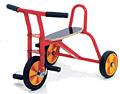 フランスの三輪車(赤)