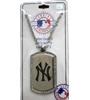 """MLB ニューヨーク・ヤンキース""""ブリンブリン""""ネックチェーン"""