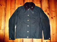 【BARBOUR】 バブアー EFFECTOR QUILTED JACKET エフェクターキルテッドジャケット