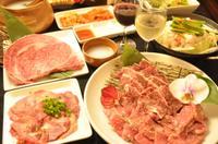 炭火焼肉 新日本 PickUp画像