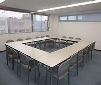 日向建設の貸し会議室 画像
