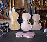 ヴァイオリンづくりに挑戦のメイン画像