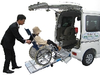 福祉タクシー つやま PickUp画像