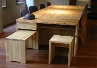 テーブル座卓オーダー家具の京都無垢工房 PickUp画像