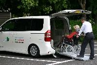 介護タクシー優 画像