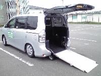 介護タクシー くりはら 画像