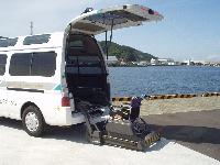 丸京福祉タクシーのメイン画像