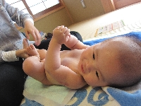 ベビーマッサージ Baby Smile のメイン画像