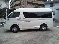ライフ介護タクシー ライフ(株)のメイン画像
