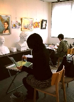 絵画教室アトリエリベルタ PickUp画像
