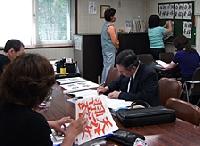 東京書芸協会本部教室のメイン画像