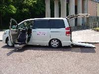 山桜ケアタクシー PickUp画像
