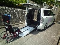 介護福祉タクシーさくら PickUp画像
