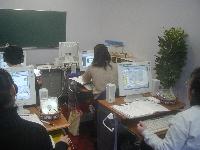 パソコンくらぶ 笠原学園教室 画像