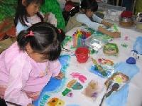 北区赤羽おえかきクラブ子供絵画教室 画像