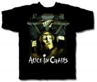 ALICE IN CHAINS T-ShirtCROSS AIC105